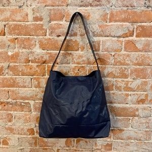 Navy Blue Tote
